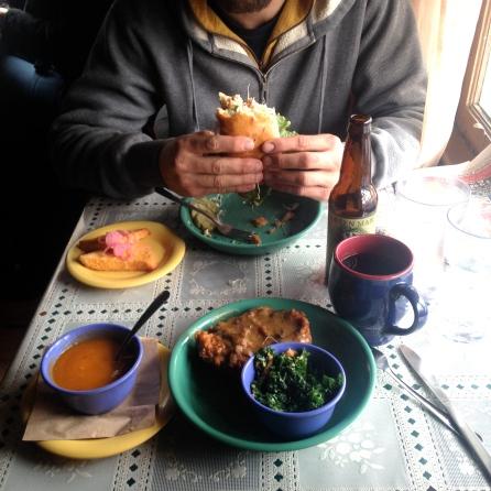 Homegrown restaurant - Asheville