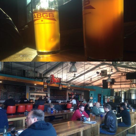 Austin Beer Garden Brewery